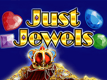 Just Jewels в Вулкане Платинум