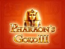 Pharaohs Gold III в Вулкане Платинум