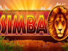 African Simba в Вулкан Платинум