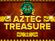 В Вулкан Платинум Aztec Treasure