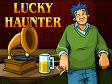 На деньги Lucky Haunter