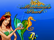 Вулкан Платинум Mermaid's Pearl