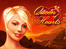 Queen Of Hearts в Вулкан Платинум