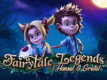 Fairytale Legends Hansel & Gretel — игровой автомат от Netent